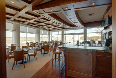 liberty national golf clubhouse bar